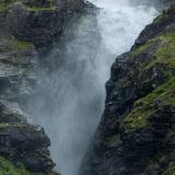 Stigfossen Wasserfall Norwegen