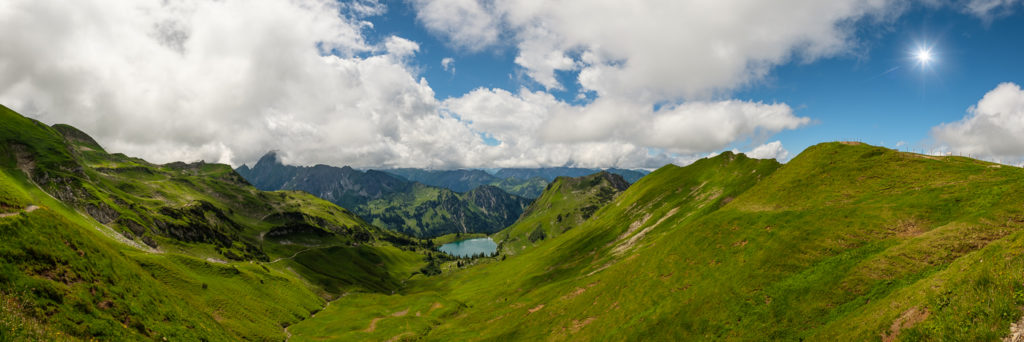 Seealpsee bei Oberstdorf
